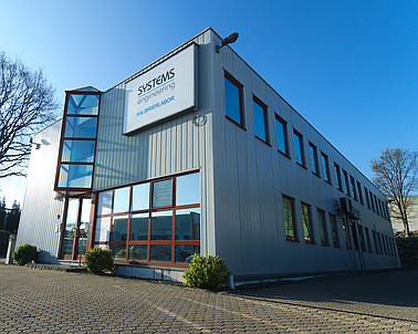 Home - The new location of the calibration laboratory since 2009.